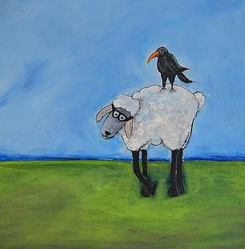That's What Sheep Said by Lisa Kaye