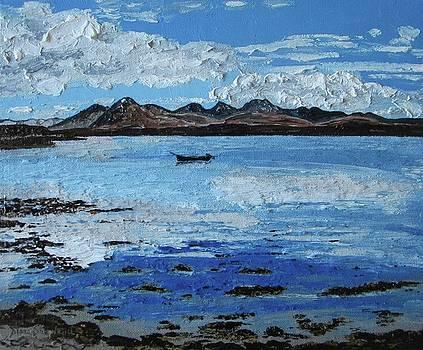 The 12 Bens Connemara by Diana Shephard