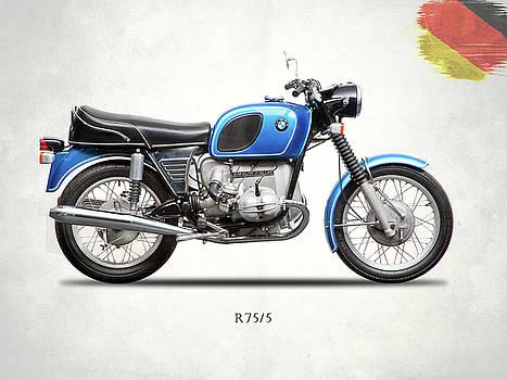 Mark Rogan - The 1972 R75