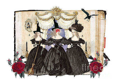 The 3 Witches by Wendy Paula Patterson