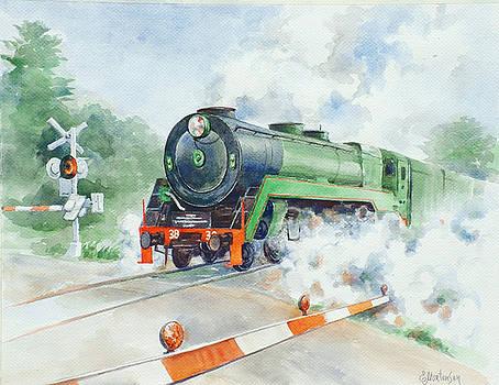 The 3830 At Robertson by Ekaterina Mortensen