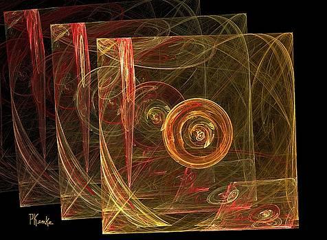 The 3D Envelope by Patricia Kemke