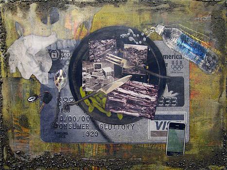 Janelle Schneider - the 7 contemporary sins - Gluttony