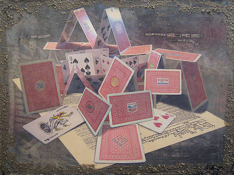 Janelle Schneider - the 7 contemporary sins - Greed