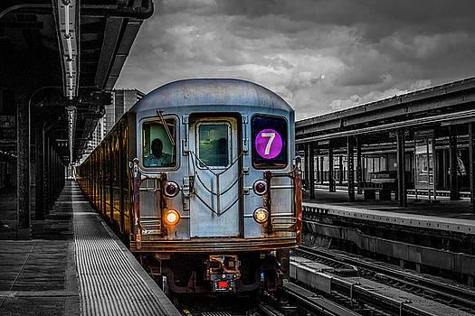 The 7 Train  by Luis Rosario