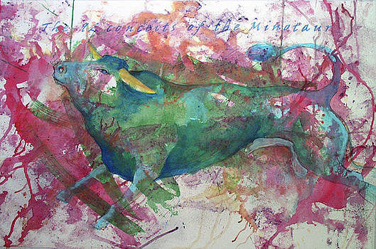 The 92 Conceits of the Minotaur by Rineke De Jong
