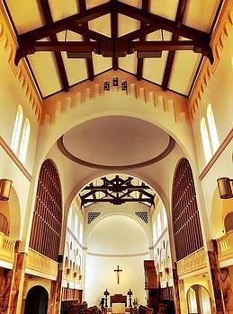 The Abbey by Chris Dunn