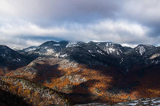 The Adirondack Great Range by Connor Koehler