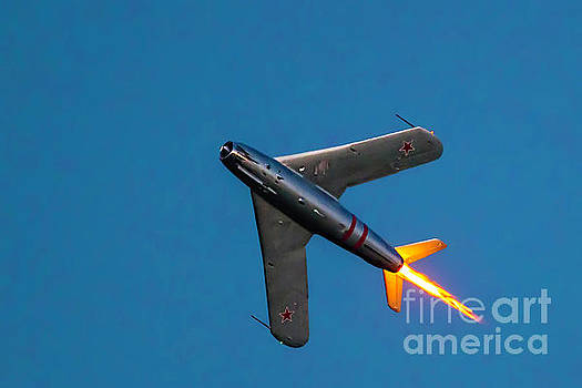 The Afterburner by Gary Holmes