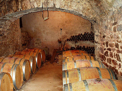 The Ageing Cellar France by SB Boursot