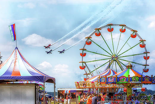 The Air Show by J Thomas