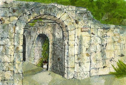 The Alamo by Lynn Babineau