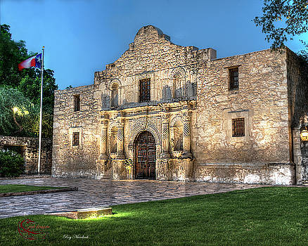 The Alamo by Roy Nierdieck