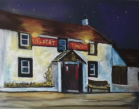 The Albert Tavern by Ralph Taylor