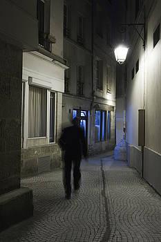 The alleyway by Arabesque Saraswathi