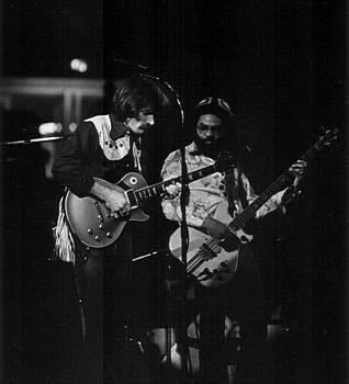 The Allman Brothers Dicky Betts by Don Struke