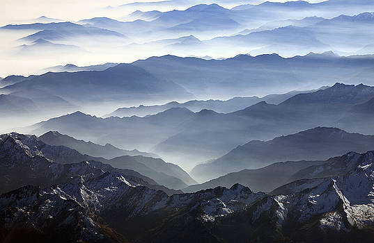 The Alps by Neil Buchan-Grant