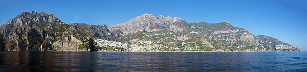 Matt Swinden - The Amalfi Coast - Panorama