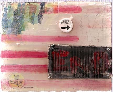 The American Dream Is Melting Away by Anthony G Scariolo