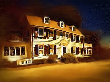 The Amityville House by Robert Smerecki