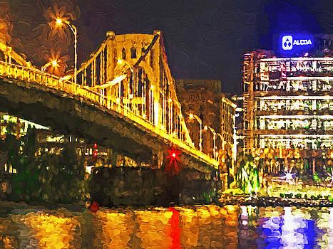The Andy Warhol Bridge 1 by Digital Photographic Arts