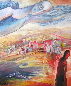 Elisheva Nesis - THE ANGEL OF JULY