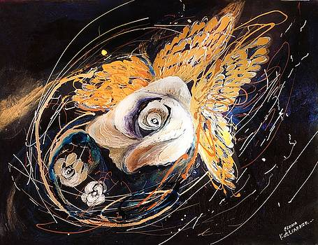 The Angel Wings #3 The White and Gold by Elena Kotliarker