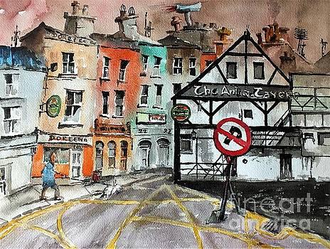 Val Byrne - The Antique Tavern Enniscorthy