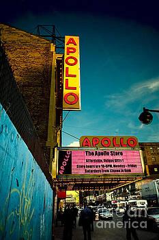 The Apollo Theater by Ben Lieberman