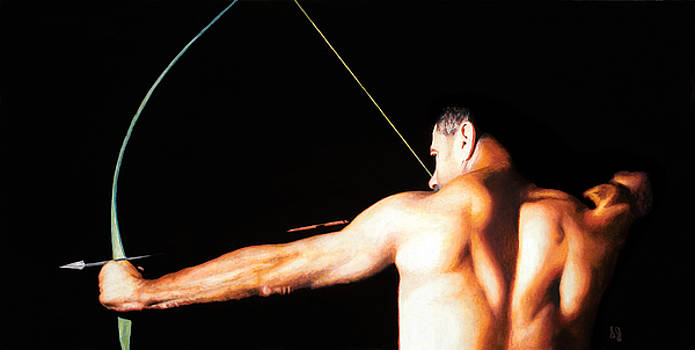 The Archer by Stephen Janton