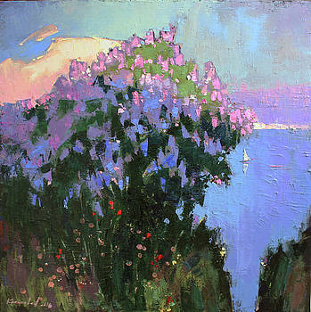Anastasija Kraineva - The aroma of wandering