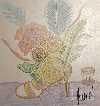 The Arrangement  by Amber Waltmann