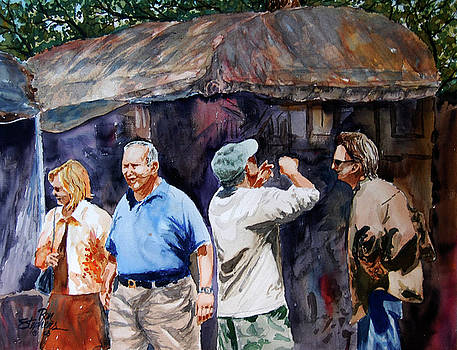 The Art Festival by Ron Stephens