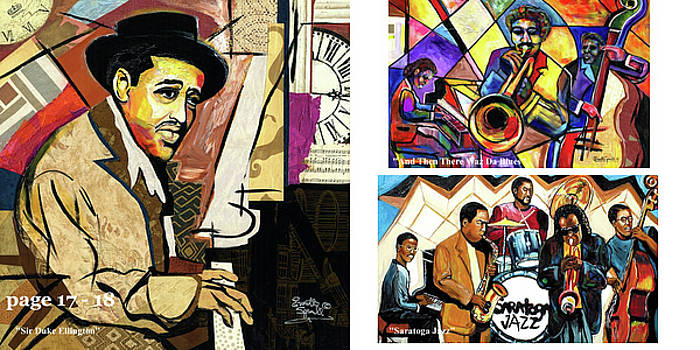 The Art of Jazz - page 17 - 18 by Everett Spruill