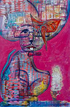 The Artist as a Mouse by Jenn Ashton