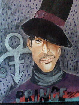 The artist formerly known as Prince by Thomasina Marks