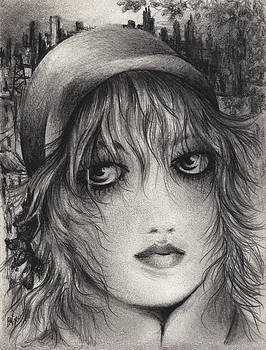 The Artist by Rachel Christine Nowicki
