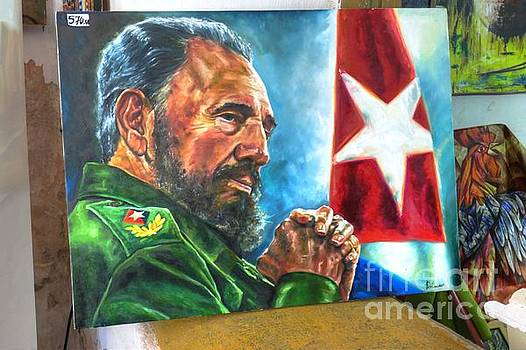 Wayne Moran - The Arts In Cuba Fidel Castro 2