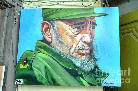 Wayne Moran - The Arts In Cuba Fidel Castro