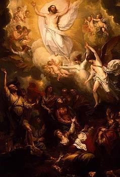 West Benjamin - The Ascension 1801
