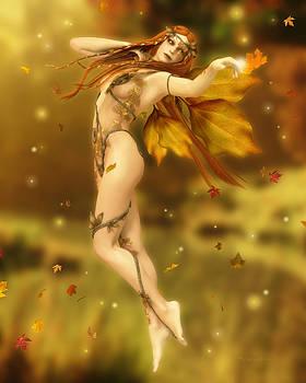 The Autumn Dance by Melissa Krauss