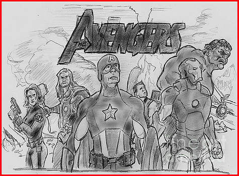 Chris  DelVecchio - The Avengers