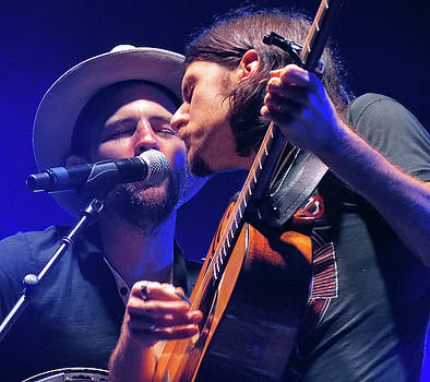 The Avett Brothers 03 by Julie Turner