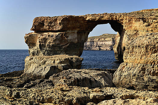 The Azure Window by Archaeo Images