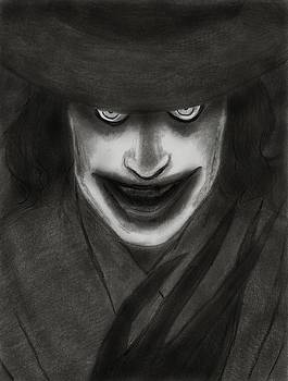 The Babadook by Amber Stanford