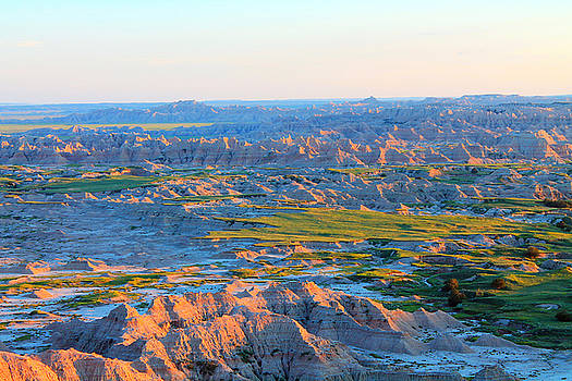 The Badlands by Steve ODonnell