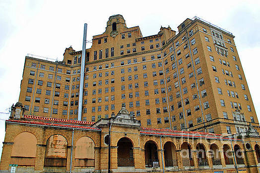 Jost Houk - The Baker Hotel Texas
