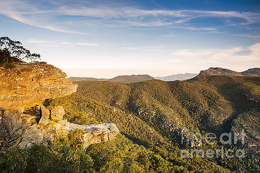 Tim Hester - The Balconies Grampians