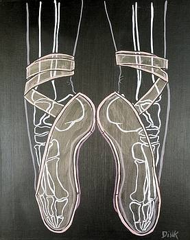 The Ballerina by Dink Densmore
