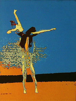 The Ballerina by Nabila Khanam
